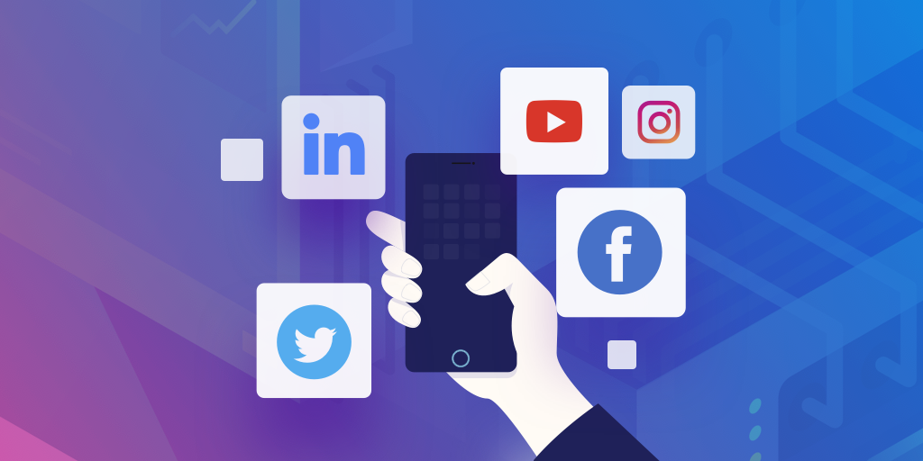 Social Media Promoting Company